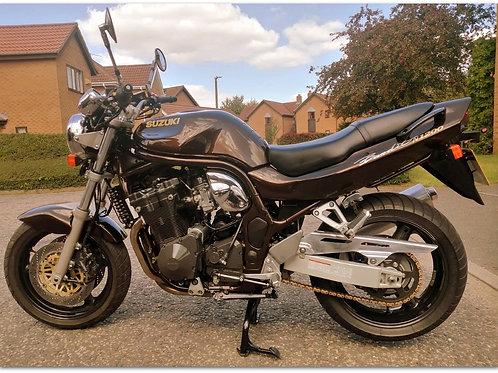 SOLD - 1999 1,047 Miles 1200 Suzuki Bandit