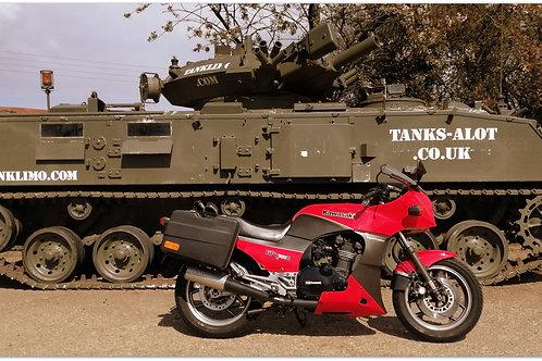 1984 Kawasaki GPz900R - last owner 36 years!