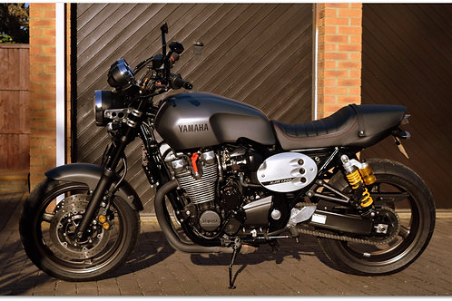 SOLD - 2015 YAMAHA XJR1300