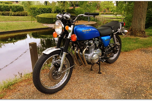 SOLD - 1976 HONDA CB550 FOUR