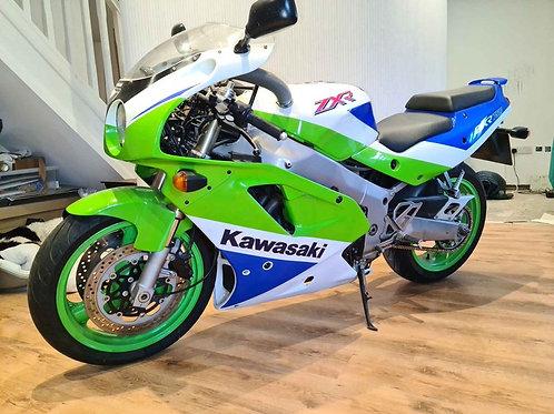SOLD - 1991 Kawasaki ZXR J1 ... 19,000 Miles