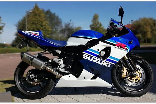 SOLD - 2005 SUZUKI GSX-R750 20th Anniversary