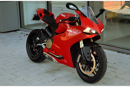 SOLD - 2012 DUCATI 1199 PANIGALE ABS