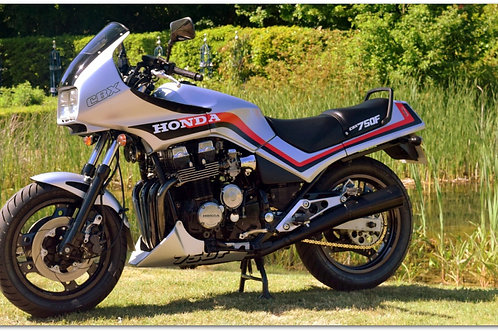 SOLD - 1984 HONDA CBX750