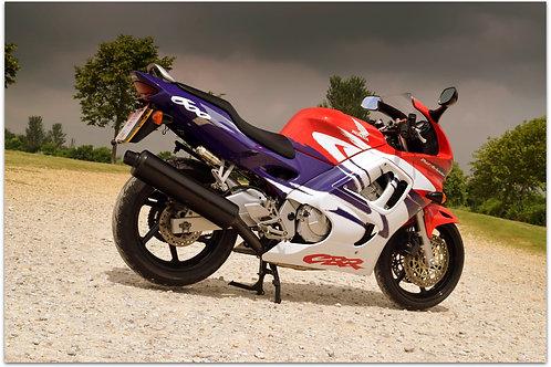 SOLD - 1998 Honda CBR600F just 18,000 miles