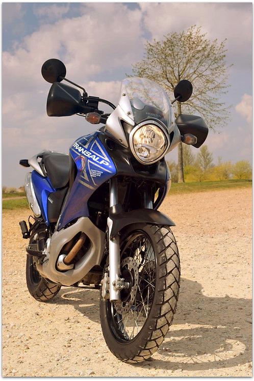 SOLD - 2008 Honda XL700V Transalp just 11,200 miles
