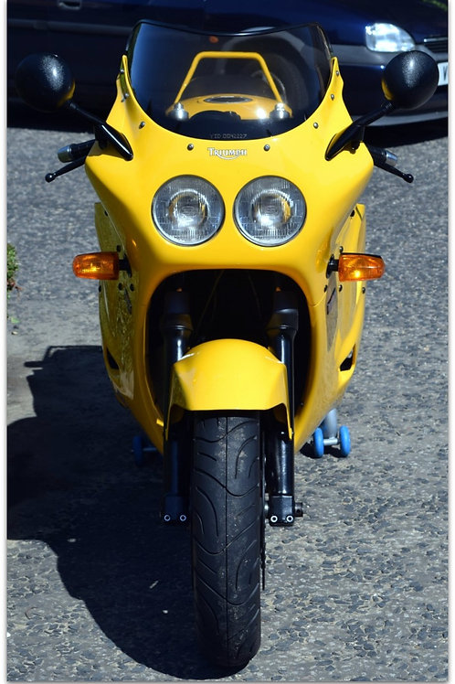 SOLD - 1995 TRIUMPH DAYTONA 900