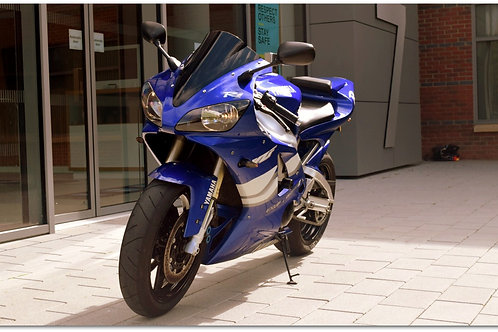 "SOLD - 2000 Yamaha R1 ""5JJ"""
