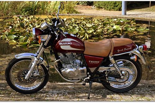 SOLD 1998 SUZUKI TU250x 311 Miles!