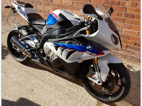 SOLD - 2014 BMW S1000rr SPORT