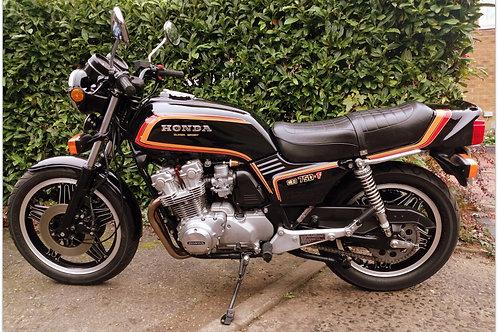 SOLD - 1980 CB750F Super Sport