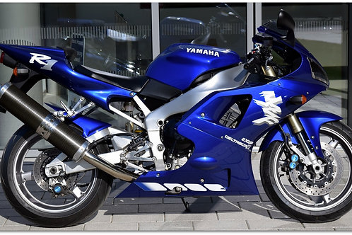 SOLD - 1998 YAMAHA R1 4XV JUST 9690 MILES