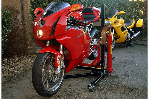 SOLD - 2007 DUCATI 749s ONLY 2,423 MILES