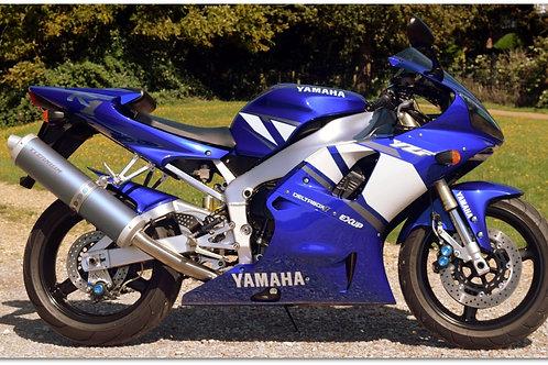 2001 YAMAHA R1 5jj  only 4,300 MILES!