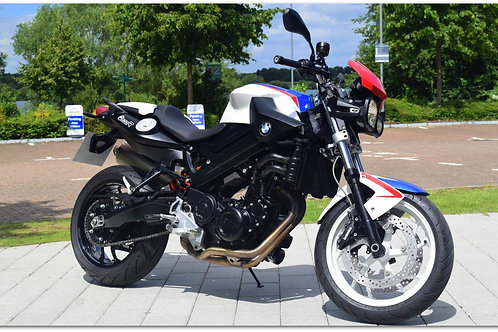 SOLD - BMW F800r CHRIS PFEIFFER SPECIAL