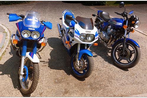 1995 Suzuki GSX-R1100 just 16,900 genuine miles