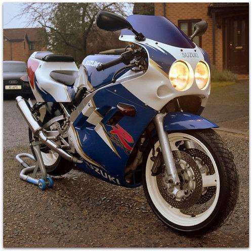 SOLD - 1989 Suzuki GSX-R400