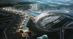 Abu Dhabi International Airport (AUH)