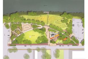 Fredericksburg Riverfront Park Project, Fredericksburg, VA