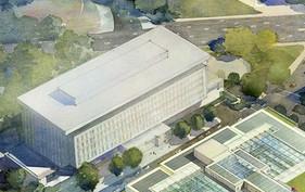 Federal Reserve Board-Martin Building, Washington DC