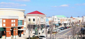 Bowie Town Center, Bowie, Maryland