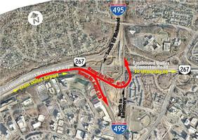 I-495 Hot Lanes / Dulles Toll Road / MWAA Ramps