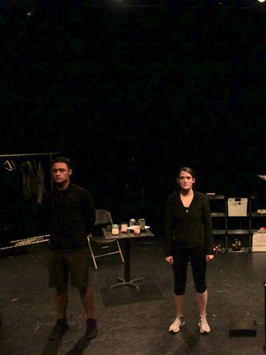 Cast of Two is a Prime Number Workshop