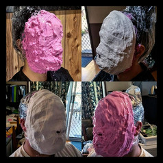 Face Casting with Amber Croome