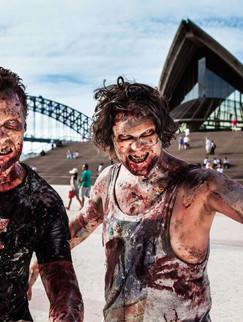 Wyrmwood: Sydney Photo Shoot