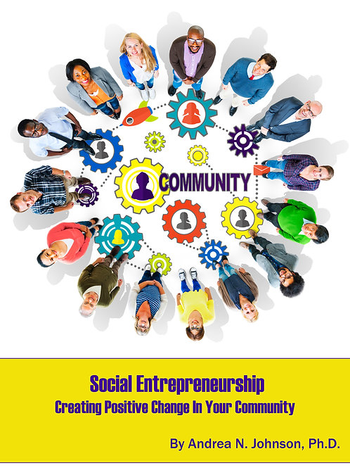 Social Entrepreneurship: Creating Positive Change in Your Community (Paperback)