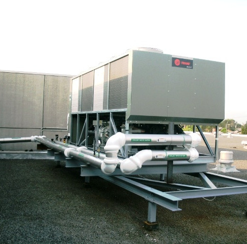 155-Ton Air Cooled Chiller