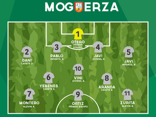 Once Ideal Moguerza 18 Febrero