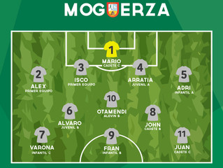 Once Ideal Moguerza 18 Marzo