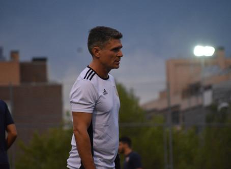Paco Gallardo no continuará al frente del primer equipo la próxima temporada.