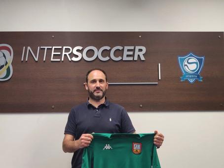 Paco Senda nuevo entrenador del primer equipo para la temporada 2021/20.