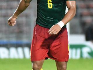 Pierre convocado con la Selección Absoluta de Camerún
