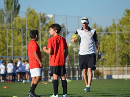 Entrevista a Javier Masegosa, coordinador Fútbol 7.