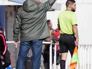 José Manuel Jimeno deja de ser entrenador del Senior.