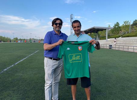 David Hernández liderará la parte deportiva de la próxima temporada.