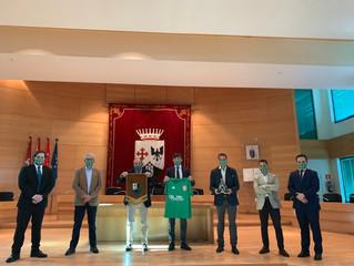 La AD Alcobendas celebra sus 50 años de historia