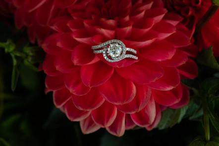Fancy wedding ring