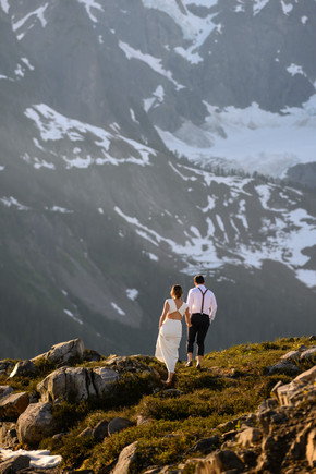 Mount Baker Adventure Elopement