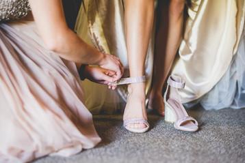 Seattle Wedding getting ready photos
