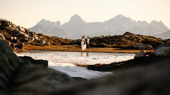 Mount Baker Artist Point Wedding Elopement