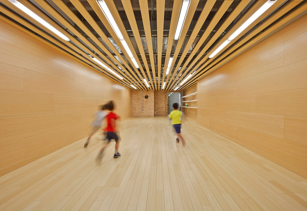 © Mike Schwartz. Image Kids Science Labs 02 / Woodhouse Tinucci Architects