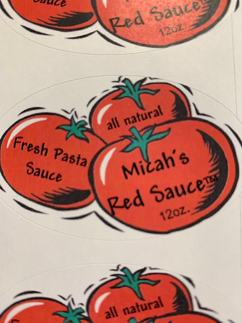 Micah's Fresh Marinara (32 oz.)