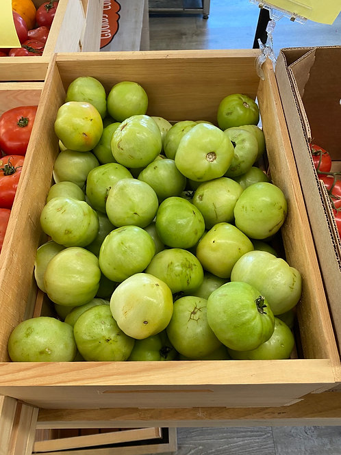 Tomato (Green)