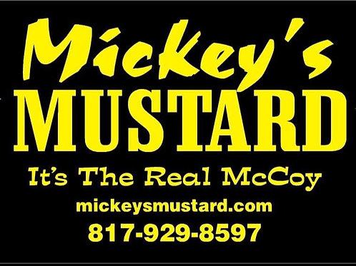 Mickey's Mustard