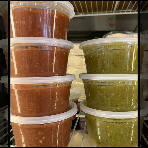 Salsa- Made Fresh Daily