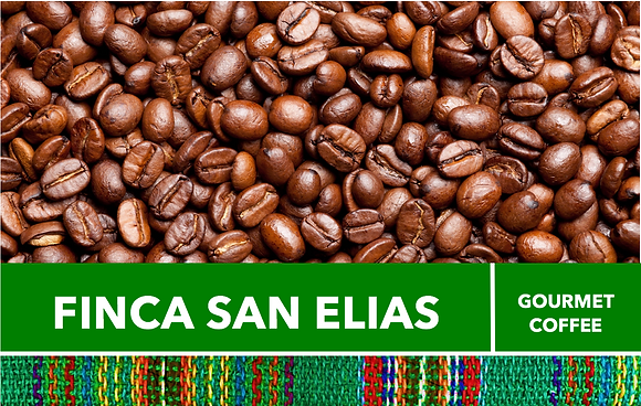 Finca San Elias Coffee / 12oz
